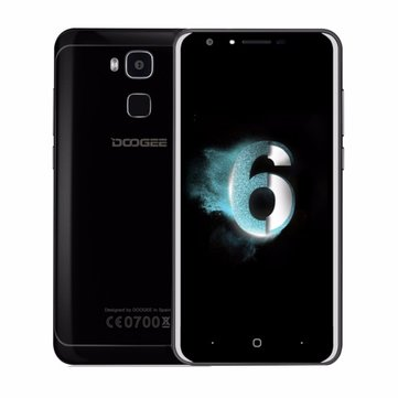 Doogee Y6 2Gb/16Gb Black