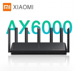 Роутер Xiaomi AX6000 Wi-Fi 6 Mi Router