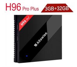Alfawise H96 Pro Plus TV Smart Box Amlogic S912 3Gb/32Gb (тв приставка с 4K)