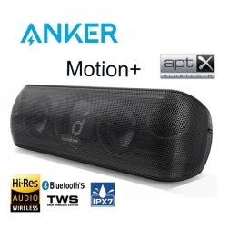 Колонка ANKER SoundCore Motion+ 30W aptX IPX7 Black