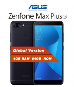 ASUS ZenFone Max Plus (M1) 4Gb/64Gb Deepsea Black