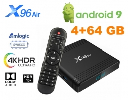 X96 Air S905X3 4/64GB TV Box