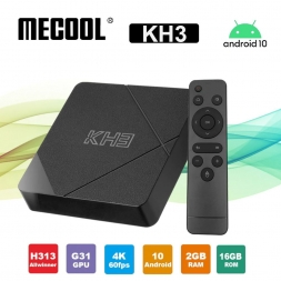 Mecool KH3 2/16GB Allwiner 313 Android 10