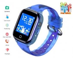 Детские смарт часы SmartWatch K21 Blue