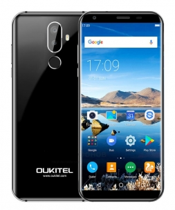Oukitel K5 2Gb/16Gb Black