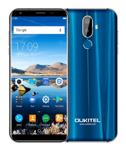 Oukitel K5 2Gb/16Gb Blue