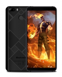 Blackview S6 2Gb/16Gb Black