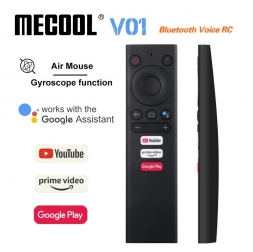 Air Mouse Mecool V01 аэромышь с гироскопом, голосовым поиском