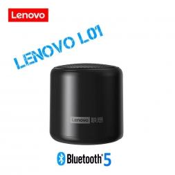 Колонка LENOVO L01 3W Bluetooth 5.0 Black