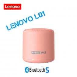 Колонка LENOVO L01 3W Bluetooth 5.0 Pink