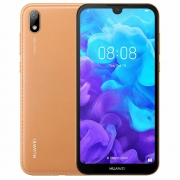 Huawei Y5 2019 Amber Brown