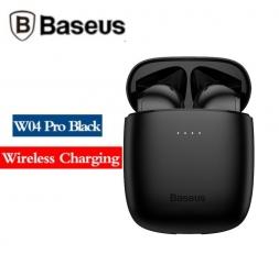 Беспроводные наушники Baseus W04 PRO TWS Black