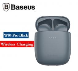 Беспроводные наушники Baseus W04 PRO TWS Grey