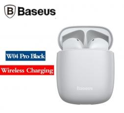 Беспроводные наушники Baseus W04 PRO TWS White
