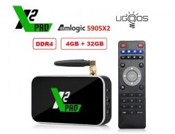 Ugoos X2 PRO S905X2 4/32GB
