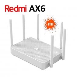 Роутер Xiaomi Redmi AX6 Wi-Fi 6 2.4 и 5 ГГц