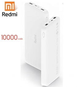 Xiaomi Redmi 10000mAh Power Bank White