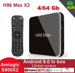 H96 Max X2 Amlogic S905X2 4/64GB