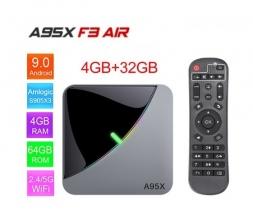 A95X F3 Air S905X3 4/32GB TV Box
