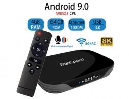 TranSpeed X3 Air Amlogic S905X3 4/64GB