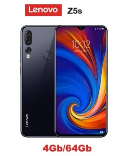 Lenovo Z5s 4/64Gb Global Version Grey