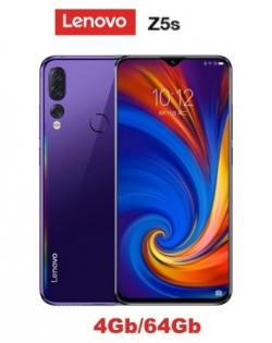 Lenovo Z5s 4/64Gb Global Version Blue