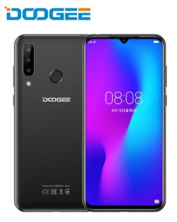 Doogee N20 4Gb/64Gb Black