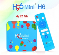 H96 Mini 6K Allwinner H6 4/32GB