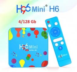 H96 Mini 6K Allwinner H6 4/128GB
