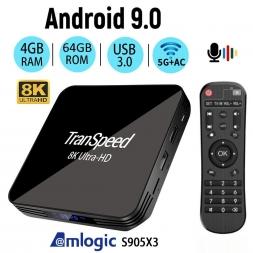 TranSpeed X3 PRO Amlogic S905X3 4/64GB