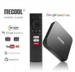 Mecool KM9Pro classic 2/16GB Amlogic S905X2 ATV 10