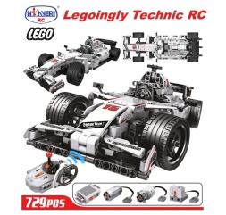 "Legoingly Technic RC ""City F1 Racing Car"""