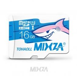 MIXZA Shark 16GB Class10 MicroSD