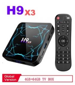 H9x3 Amlogic S905X3 4/64GB 8K