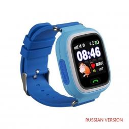 Детские смарт часы Baby Watch Q90 Blue