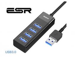 ESR USB-хаб, концентратор, разветвитель с 4 портами