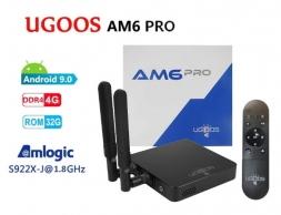 Ugoos AM6 Pro S922X 4/32GB