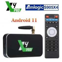 Ugoos X4 PRO S905X4 4/32GB