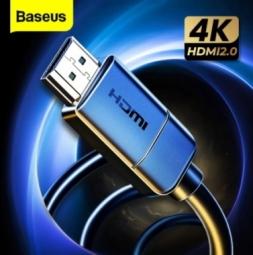Кабель HDMI Baseus 2м CAKGQ-B01 Black