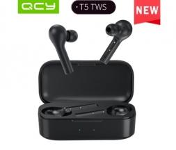 Беспроводные наушники QCY T5 TWS
