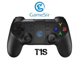 Геймпад GameSir T1s Black