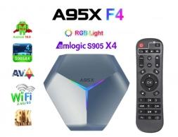 A95X F4 S905X4 4/64GB TV Box