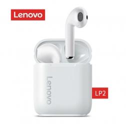 Беспроводные наушники Lenovo LivePods LP2 white