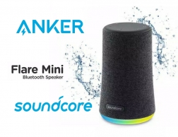 Колонка ANKER SoundCore Flare Mini 10W Black