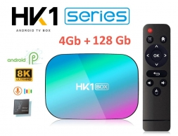 HK1 BOX Amlogic S905X3 4/128GB