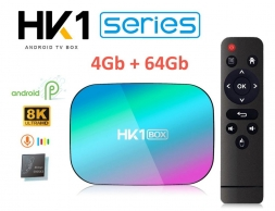 HK1 BOX Amlogic S905X3 4/64GB