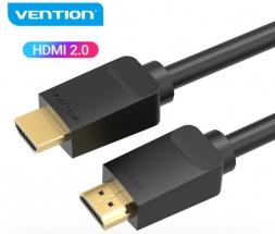 Кабель HDMI Vention 1м AAR Black