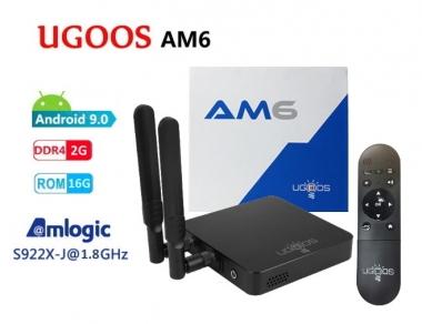 Ugoos AM6 S922X 2/16GB