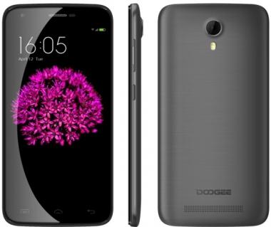 Doogee Y100 Plus 1 2Gb/16Gb Black