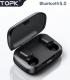 Беспроводные наушники Topk TWS-L21 Black